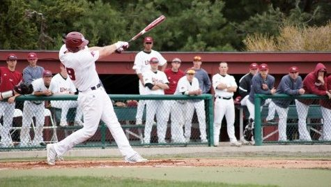 UMass baseball gets first win of season