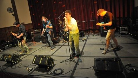 UMass CRC hosts Battle of the Bands for 24th Annual Extravaganja