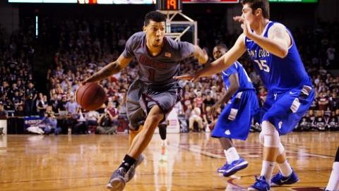 Slideshow: UMass basketball vs. Saint Louis and Senior Day celebrations