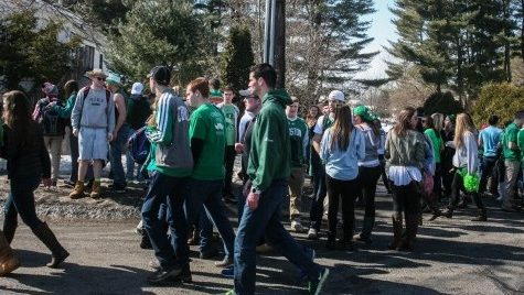 'Blarney Blowout' leads to 55 arrested
