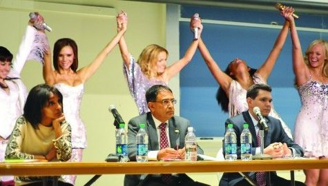 Morning Wood: Chancellor dissolves SGA, replaced with Spice Girls
