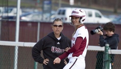 Kristi Stefanoni establishing her place as first new UMass softball coach in decades