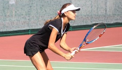 UMass tennis splits two weekend conference matches
