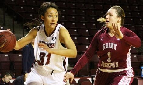 UMass women's basketball drops season finale 87-68 against Saint Louis