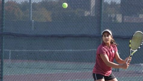 UMass tennis wraps up regular season with win on Senior Day