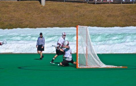 UMass men's lacrosse falls to Hofstra on Senior Night, 11-6