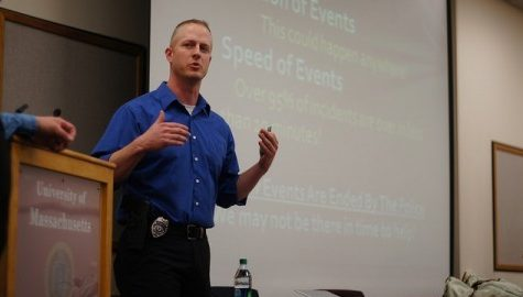 UMPD holds active threat training workshops