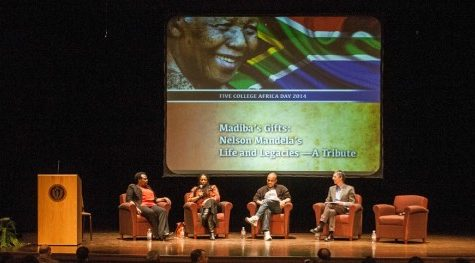 Nelson Mandela commemorated at Freedom Seder