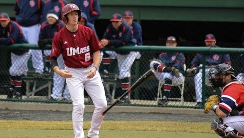 Kyle Adie a key part of the UMass baseball offense this season