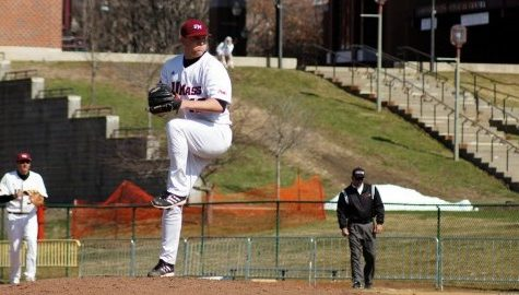 UMass baseball lacks aggressiveness, misses opportunities in loss