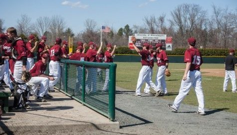UMass baseball uses small ball, capitalizes on UConn mistakes in victory