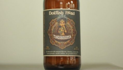 Brewed of the Gods – Dogfish Head Theobroma