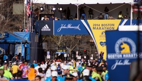 Boston Marathon 2014 (Cade Belisle/Daily Collegian)