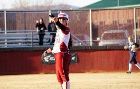 UMass softball sweeps Saint Joseph's on Senior Day