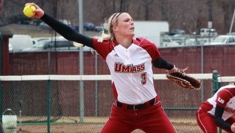 UMass softball team loses to Boston College in 10 innings