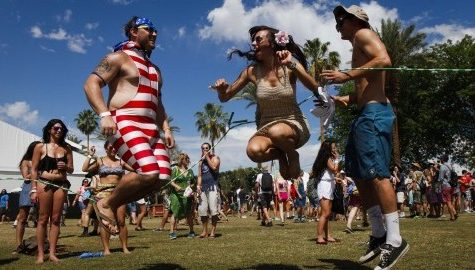 Fashion faux-pas to fend off at music festivals