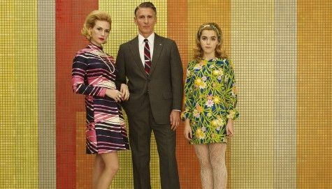 The beginning of the end for 'Mad Men'