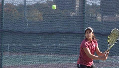 UMass tennis team battles injuries as season comes to an end