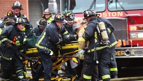 Remember the everyday heroism of first responders
