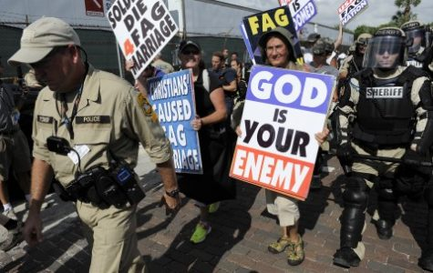 Westboro Baptist Church announces visit to UMass