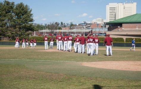 UMass baseball avoids being swept by Fordham with win on Sunday