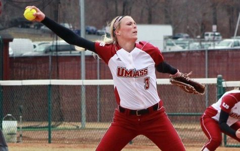 UMass softball takes two, sweeps Dayton