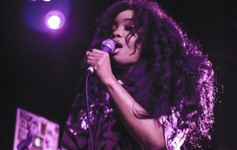 Up and coming R&B singer SZA releases strong new EP