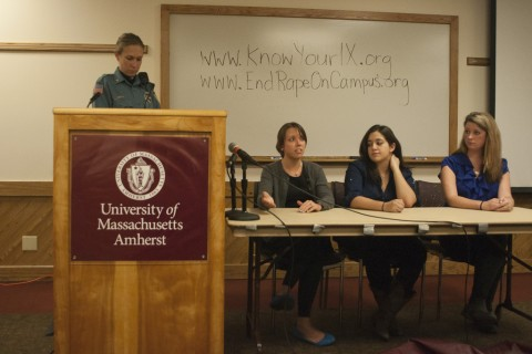 UMass one of 55 schools currently facing investigation over handling of sexual assault cases