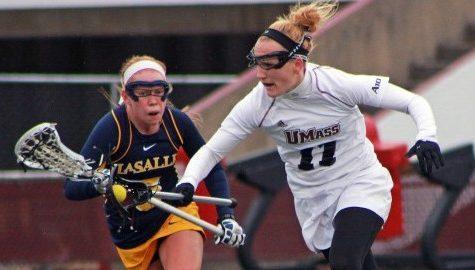 Women's lacrosse defeats Richmond 10-6 to win sixth straight A-10 Championship