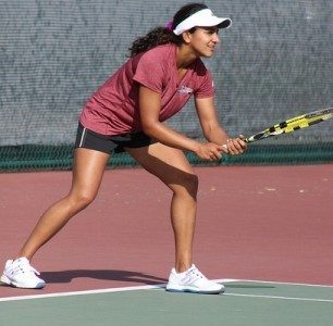Tennis shines in West Point Invitational