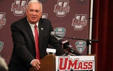 UMass notebook: Minutemen announce scheduling agreements, Frohnapfel eyes improvement