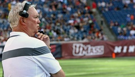 UMass set to take on South Florida without coach Mark Whipple