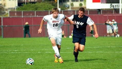 Matt Keys and Matt Pease continue to successfully lead UMass men's soccer's defensive unit