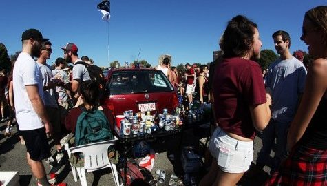 No arrests made at UMass Homecoming tailgate and game