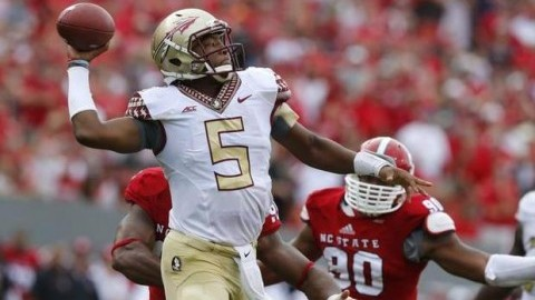 Florida State vs. NC State on September 14. (Ethan Hyman/MCT Direct)