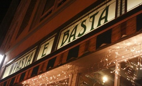 Pasta E Basta's authentic Italian cuisine keeps students coming back for more