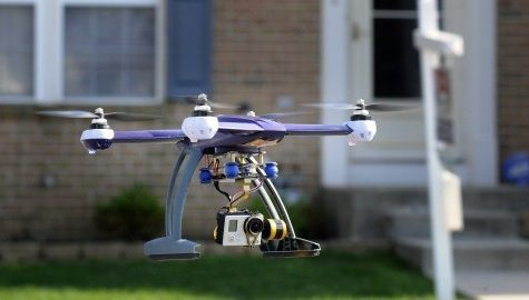 Drone technology making its mark in entertainment