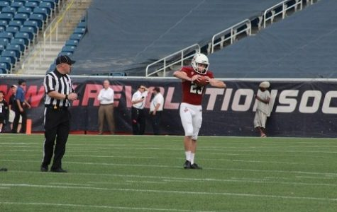 UMass football notebook: Blake Lucas named starting placekicker, Lindsay and Edmonds to miss opener against Colorado