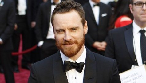 Michael Fassbender arrives at the 86th annual Academy Awards on Sunday, March 2, 2014, at the Dolby Theatre at Hollywood & Highland Center in Los Angeles. Fassbender portrays the title character in Lenny Abraham's newest film,