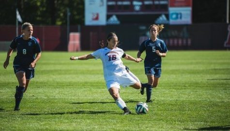 UMass women's soccer suffers major set back with injury to co-captain Jackie Bruno