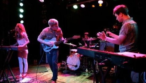Indie band Tennis to rock Pearl Street Saturday night