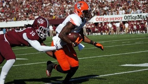 UMass football falls to Bowling Green 47-42 in return to McGuirk Stadium