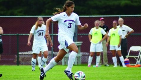 UMass women's soccer recuperating at midway point of season