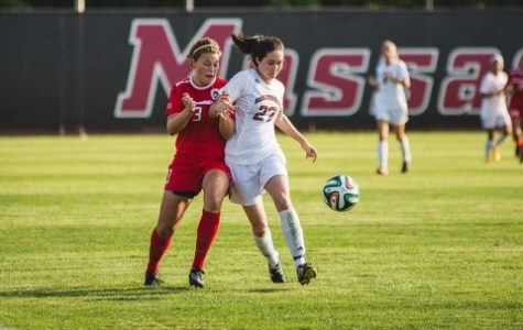 UMass women's soccer suffers another crushing overtime loss