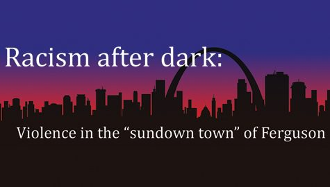 Racism after dark: Violence in the 'sundown town' of Ferguson