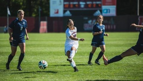 UMass women's soccer falters at UConn