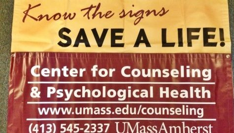UMass to promote suicide prevention awareness