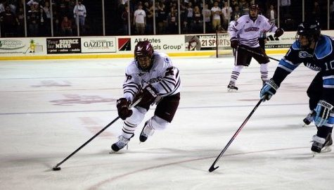 Troy Power eager to lead young UMass hockey team in his final season