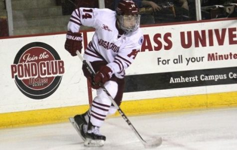 Frank Vatrano excited to boost UMass hockey