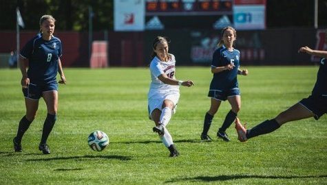 UMass Women's soccer elevates play against Atlantic 10 opponents